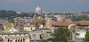 Miradores en Roma