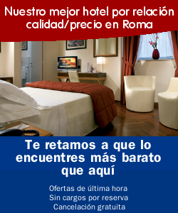 Hoteles Booking Roma