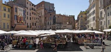 Primavera en Roma